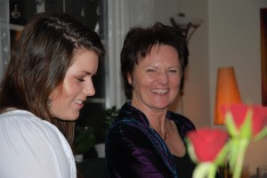 Wenche og Fannie
